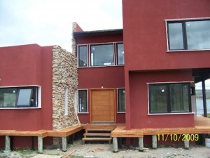 Recorrido por vivienda en Treveín, Chubut. Foto 3 de 13